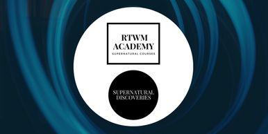 RTWM Supernatural Academy www.The-Worlds-Medium.com