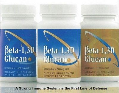Three Sizes of Transfer Point Beta Glucan Available