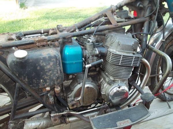 Motorcycle Restoration