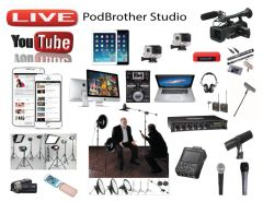 LIVE Video Streaming Services - Per Hour