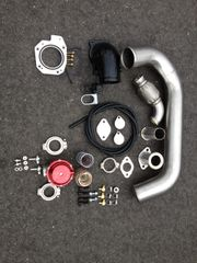 SDP 6.4 Wastegate Kit w/ SDP Adapter