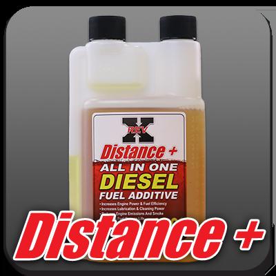 Distance + Fuel Additive 8 or 16 oz. Bottle