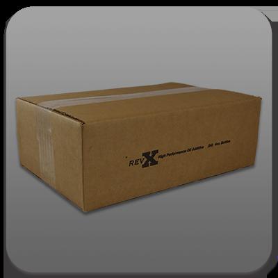 REV-X High Performance Oil Additive Case