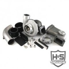 H&S Motorsports 6.4L Powerstroke Single Turbo Kit