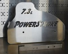 PSP 7.3L Power Stroke Aluminum Engine Cover