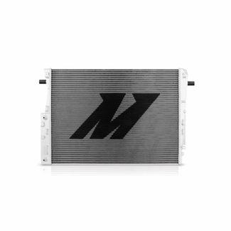 MISHIMOTO 6.4L POWERSTROKE ALUMINUM RADIATOR, 2008-2010
