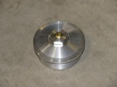 Billet Aluminum Fuel Filter Cap