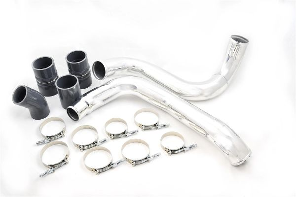 Rudy's Intercooler Pipe & Boot Kit for 2003-2007 6.0L Power Stroke Optional Intake Elbow