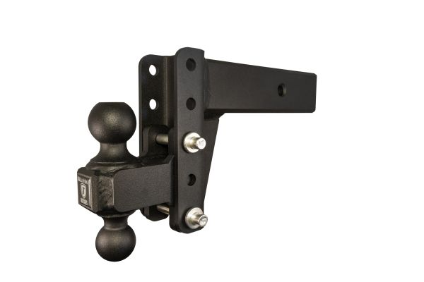 "Bullet Proof Hitches - 3.0"" Heavy Duty 4″ Drop/Rise"