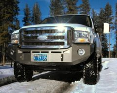 Fusion Bumpers Ford Super Duty Front 2005-2007