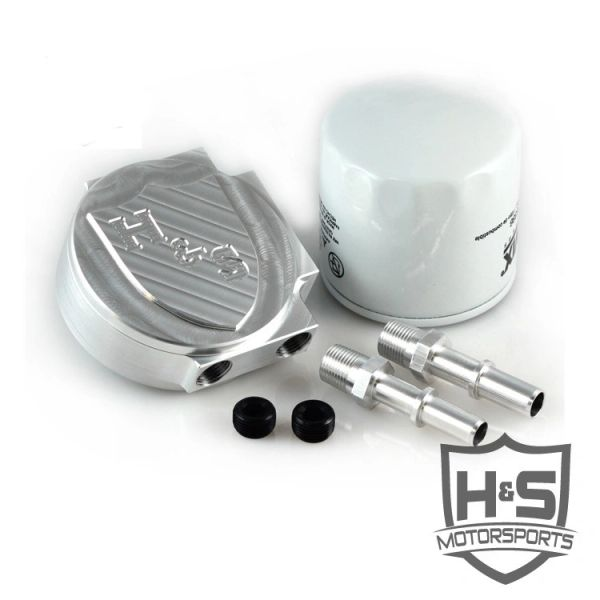 6.7L 2011-2016 Ford H&S Motorsports Fuel Filter Conversion Kit