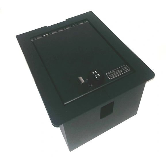 Lock'er Down Security Console Safe 2008-2010 Ford Super Duty