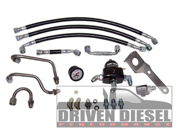 7.3 1999-2003 Driven Diesel Standard Regulated Return Fuel System Kit
