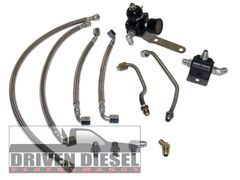 7.3 1994-1997 Driven Diesel Regulated Return Fuel System Kit