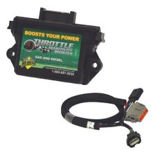 BD Diesel Throttle Sensitivity Booster 2011- 2017 Power Stroke