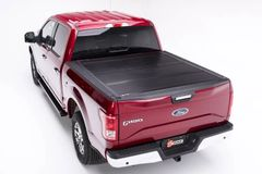 BAK Industries 1999-2018 Ford F-250/F-350 Hard Folding Tonneau Cover BAKFLIP F1 - Long Bed