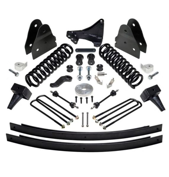 ReadyLIFT 6.5'' LIFT KIT - FORD SUPER DUTY F250/F350 4WD (TWO-PIECE DRIVE SHAFT ONLY) 2008-2010