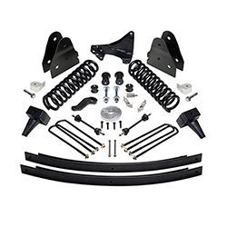 ReadyLIFT 6.5'' LIFT KIT - FORD SUPER DUTY F250/F350 4WD (ONE-PIECE DRIVE SHAFT ONLY) 2008-2010