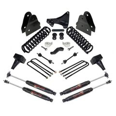 ReadyLIFT 6.5'' LIFT KIT - FORD SUPER DUTY F250 (ONE-PIECE DRIVE SHAFT ONLY) W/ SST3000 SHOCKS 2017-2018