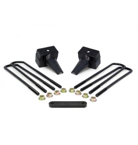 ReadyLIFT 5'' REAR BLOCK KIT - FORD SUPER DUTY (2-PC DRIVE SHAFT ONLY) 1999-2010