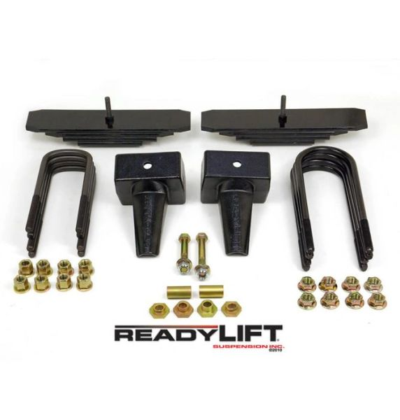 ReadyLIFT 2'' LIFT KIT - FORD SUPER DUTY F250/F350 EXCURSION 4WD 1999-2004 Taper Block