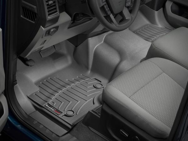 WeatherTech Front FloorLiner F250/F350/F450/F550 2017-2018 Extended/Crew Cab