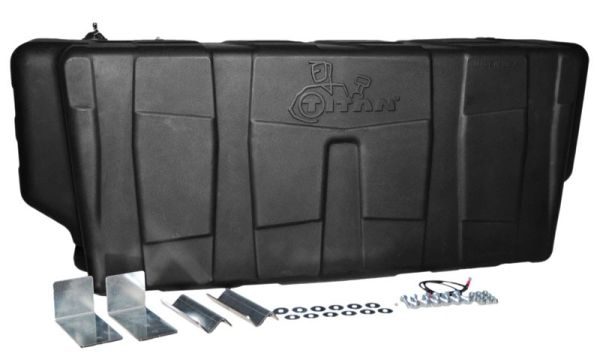 Titan Fuel Tanks 100 Gallon*, In-Bed Rectangular, Liquid Transfer Tank 1999-2017 F250-550