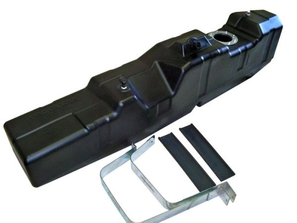 Titan Fuel Tanks Ford Crew & Extended Cab, Long Bed SUPER SERIES 2008-2010