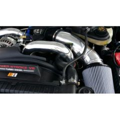 No Limit 6.0 Power Stroke Cold Air Intake - Polished or Black