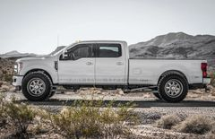 Any Level Lift Base System for 2017+ Ford F-350 In Any Other Body/Bed Configuration (Requires Custom Rear Driveshaft)