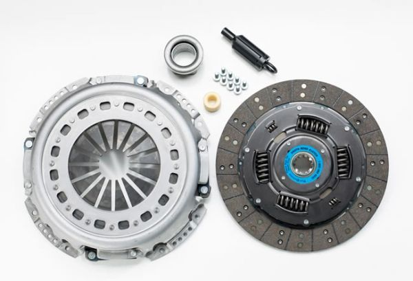 South Bend Clutch 1999-2002 7.3 6-Speed Stage 2 - Half Organic Half Feramic Clutch Kit w/o Flywheel