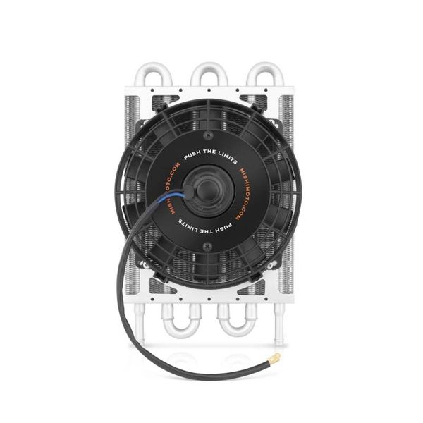 MISHIMOTO 6.7 2011-2016 HEAVY-DUTY TRANSMISSION COOLER WITH ELECTRIC FAN