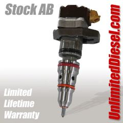 Powerstroke Fuel Injectors - Stock AB by Unlimited Diesel