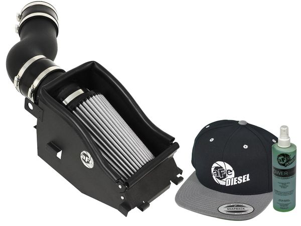 aFe Power Magnum FORCE Stage-2 DRY S Cold Air Intake System 1999-2003 7.3L