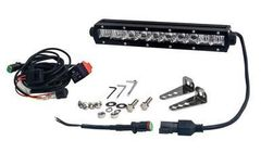 Offroad LED Bars 10, 20, 30, 40, or 50 Inch Single Row Light Bar
