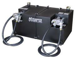 TransferFlow 50 Gal. Refueling Tank System50/50 Gallon Split Refueling Dual-Tank System