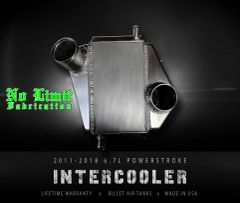 No Limit 6.7 Air to Water Intercooler Kit 2011-2018