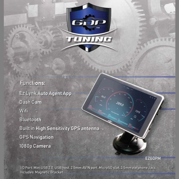 GDP Tuning EZ Lynk Monitor
