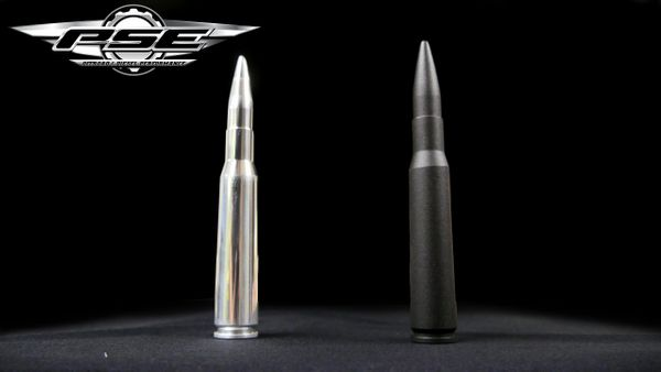 AMI Billet .50 Cal Antenna - Polished or Black