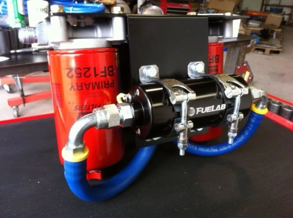 Basic Competition Fuel System OBS