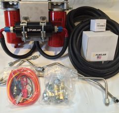 IDP Competition fuel system