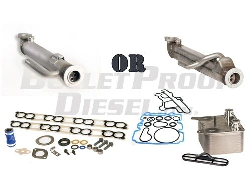BULLET PROOF DIESEL SEMI BULLET PROOF KIT FOR FORD 6.0L
