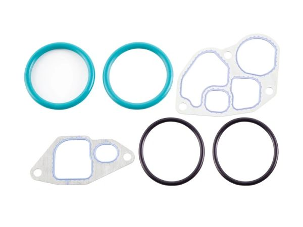 ALLIANT POWER ENGINE OIL COOLER O-RING AND GASKET KIT FOR FORD POWERSTROKE 7.3L