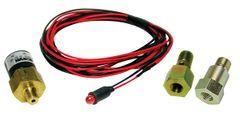 BD Diesel Low Fuel Pressure LED Alarm