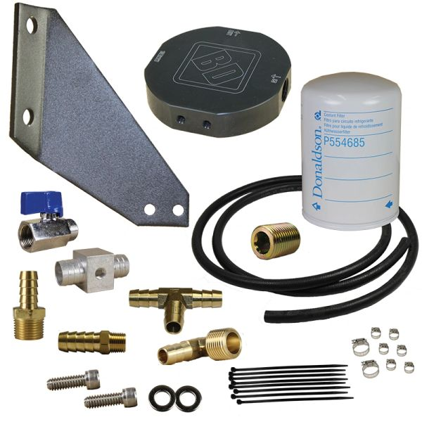 BD Diesel 6.0L Coolant Filter Kit
