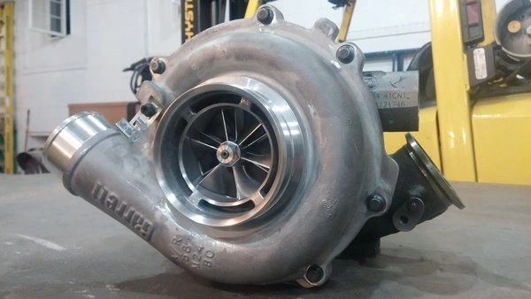 Barder 6.0L Stage 4 Turbo