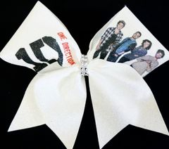One Direction 1D Cheer Bow