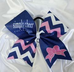 Simply Cheer Bow