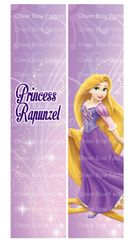 Princess Rapunzel Cheer Bow Ready to Press Sublimation Graphic