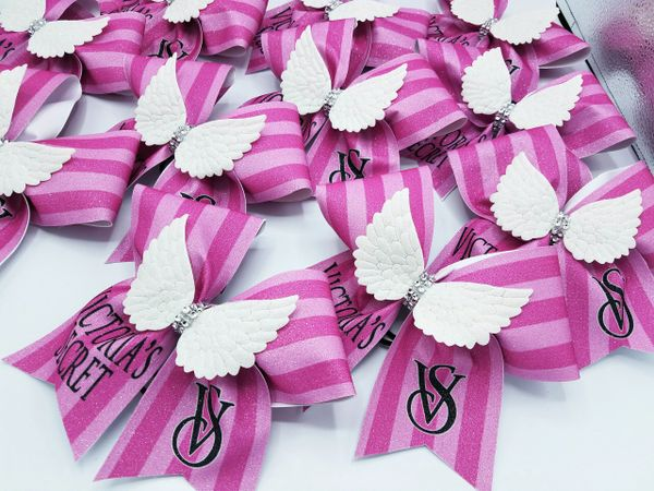 Victoria's Secret 3D Angel Wings Cheer Bow
